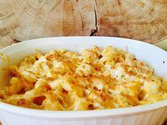 Recettes santé   Nutrisimple   Macaroni au fromage et à la patate douce