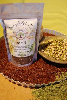 100 Organic Long Leaf Rooibos Loose Tea WIND by TreeofLifeTeas, $7.95