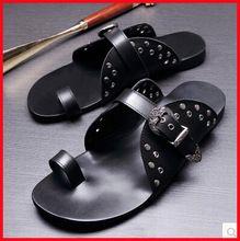 Fashion Sandals, Women's Shoes Sandals, Leather Sandals, Shoe Boots, Ferragamo Shoes Mens, Leather Slippers For Men, Latest Shoes, Huaraches, Palms