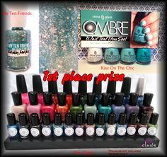 My Nail Polish Is Poppin': Happy Birthday!! Big giveaway!