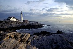 New England Coast - the closest I got was Boston