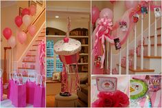 Gorgeous princess party ideas!!  sofia9 by prosttothehost, via Flickr