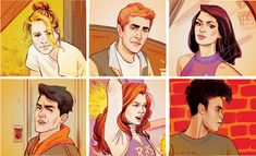 The CW's upcoming Archie series Riverdale is getting its own comic. What do you think? Are you an Archie Comics fan?