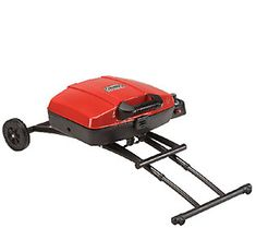 Coleman RoadTrip Portable Propane Grill with Wheels