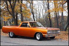 1964 el camino pictures   1964 Chevrolet El Camino 350 CI, Pro Street #MecumINDY   cars