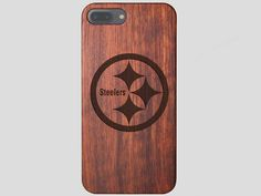 Pittsburgh Steelers Wooden iPhone 7 Plus Case