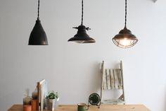 カフェスタイルのペンダントランプ:ミッドセンチュリー,ヴィンテージ&レトロ,ブラック,Home's Style(ホームズスタイル)の天井照明の画像