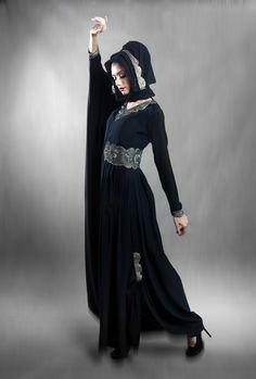 beautiful abaya pictures? | tags; Abaya Styles,Arabic Abaya Styles