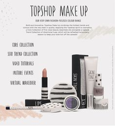 topshop make-up