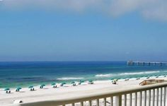 Destin West Beach and Bay Resort Vacation Rental - VRBO 113143 - 2 BR Okaloosa Island Condo in FL, Dec Open!Direct Ocean Front Colorful Condo-Can't Beat the Views-Huge Flatscreent