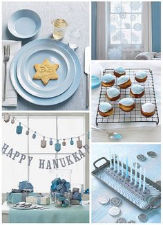 Hanukkah Party. Chanukah/Hanukkah.  Jewish Holiday Inspiration