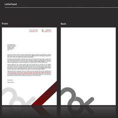 Printeasy Stationery Set  Design  Stationery