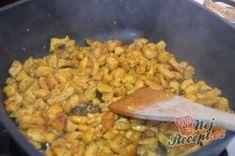 Čínské nudle s kuřecím masem připravené za 15 minut   NejRecept.cz Bon Appetit, Macaroni And Cheese, Chicken Recipes, Vegetables, Ethnic Recipes, Food, Asia, Fitness Foods, Food Food