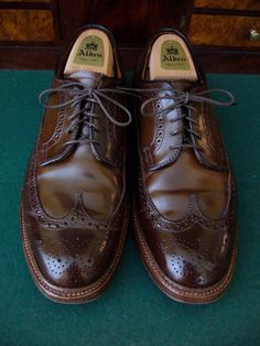 Alden longwings. These are the dream.