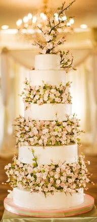 wedding cake decorat