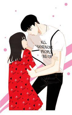 스피릿 핑거스 Spirit fingers in naver webtoon They are the biggest ship for me rn Manga Couple, Anime Couples Manga, Manga Anime, Anime Art, Spirit Fingers Webtoon, Girl Hair Drawing, Webtoon Comics, Childhood Friends, Manhwa Manga
