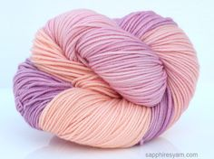 Paradise Punch - Cushy Worsted