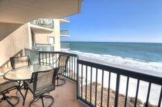Ocean Bay Club - 803 - Ocean Front Condo - North Myrtle Beach Rental