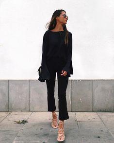 Black is always a good idea! 💤 (pd: mañana diré la ganadora del concurso de @lorealdelmaquillaje )