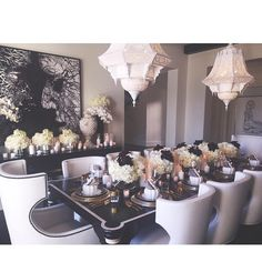 Love it! {Khloe Kardashian's house}