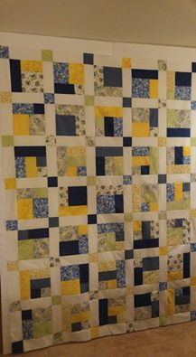 Moda Fabrics - Hearty Good Wishes Yellow Brick Road (pattern) Lap ... : yellow brick road quilt instructions - Adamdwight.com