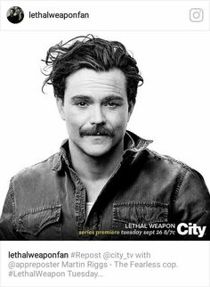 That hair & mustache......YESSSSSS PLEASE