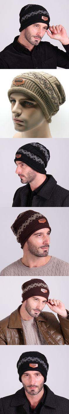8cb2086e835 2015 brand knitted women beanie hats winter children skullies beanies mens beanie  hat knitting pattern free