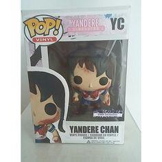 Yandere Chan pop figure