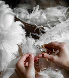 Maison Lemarié | Paraffection | Chanel  | #Chanel #Paraffection #Lemarie Visit…
