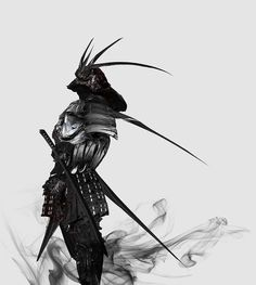 Mourning Dove #samurai