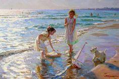 """Children's Amusement"" by Alexander Averin"
