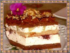 "Reteta culinara Prajitura ,,Anabella"" din categoria Prajituri. Specific Romania. Cum sa faci Prajitura ,,Anabella"" Kefir, Pesto, Tiramisu, Romania, Cake, Ethnic Recipes, Sweet, Desserts, Candy"