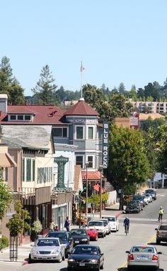 Larkspur California - Marin County