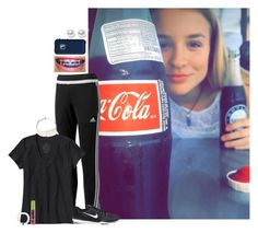 """Holly - hanging out at the house"" by girlsoflexi ❤ liked on Polyvore featuring adidas, Hollister Co., Patagonia, NIKE, LifeProof, Nouv-Elle and Maybelline"