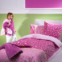 zauberhafte kinderbettwäsche von catimini. frisch, fröhlich, frei ... Comforters, Blanket, Kids, Furniture, Home Decor, Fresh, Creature Comforts, Young Children, Quilts