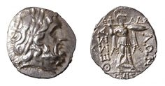 THESSALY, Thessalian League. Mid-late 1st century BC. AR Stater - Greek Coins - Coins