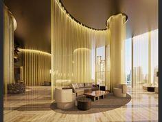 DAMAC Residenze @ Damac Heights, Dubai Marina. The highest standards of FENDI Casa interior design