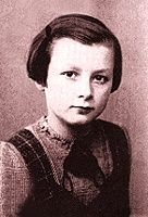 Simone Arnold-Leibster. When her parents were put into concentration camps for refusing to 'Heil Hitler', at the age of 11 she was arrested by juvenile authorities and put into a Nazi penitentiary home. For two years she was forbidden to talk and was forced to do hard labor. At the end of the war, she was reunited with her parents, rebuilt her life and went on to devote her life to teaching others the value of 'loving your enemies and praying for those persecuting you'....