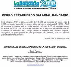 Bancarios 2016