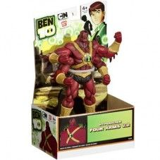 Ben 10 Hyper Alien - Four Arms V.2 $16.07