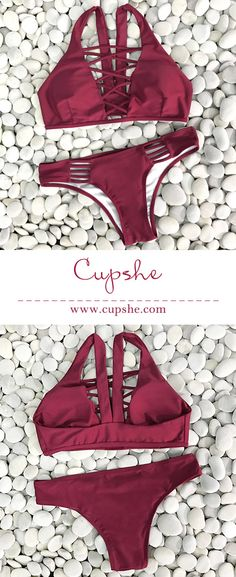 Its the perfect go to bathing suit for style and comfort! It has high quality and super comfy fit. Show off your stunning style in this gorgeous solid color baby!
