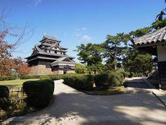 Matsue y su impresionante castillo negro | daytrip.photo