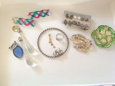 Unique Assortment of Mix Jewelry Items Lot of 13 #Unbranded