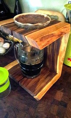 """Outstanding """"rv ideas"""" detail is offered on our internet site. Read more and you will not be sorry you did. Wood Projects, Woodworking Projects, Pour Over Coffee, Drip Coffee, Brew Bar, Coffee Guide, Coffee Dripper, Garden Cafe, Restaurant Concept"""