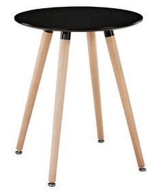 Circular Side Table.