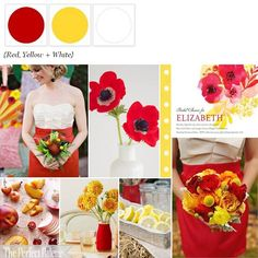 Red + Yellow  http://www.theperfectpalette.com/2012/04/pretty-poppies-palette-of-red-yellow.html