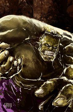 #Hulk #Fan #Art. (Hulk) By: Johnnymorbius. (THE * 5 * STÅR * ÅWARD * OF: * AW YEAH, IT'S MAJOR ÅWESOMENESS!!!™)  ÅÅÅ