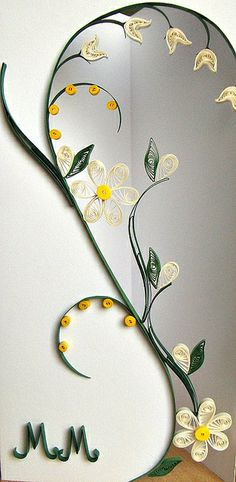 card #quilling