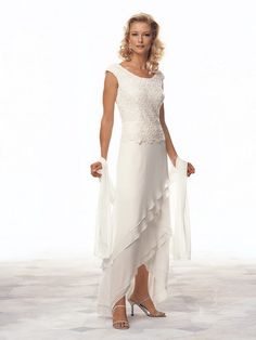 Mother Of The Bride Beach Wedding Dresses