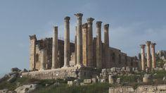 Templo de Zeus / Jerash